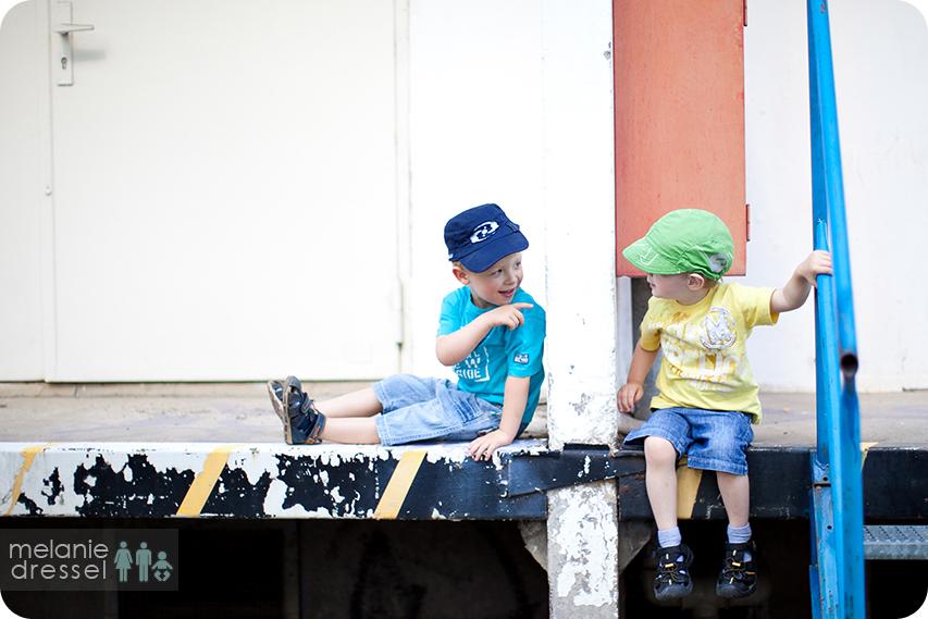 Kinderfotografie im Sonnenhof Gera