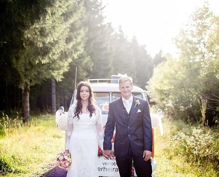 Silke & Martin {Hochzeit im Thüringer Wald}