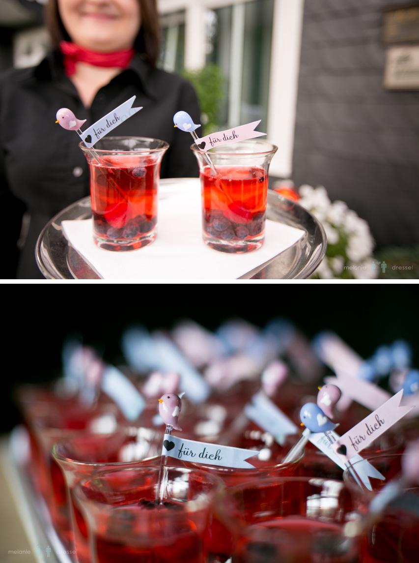 Hochzeit Cocktail