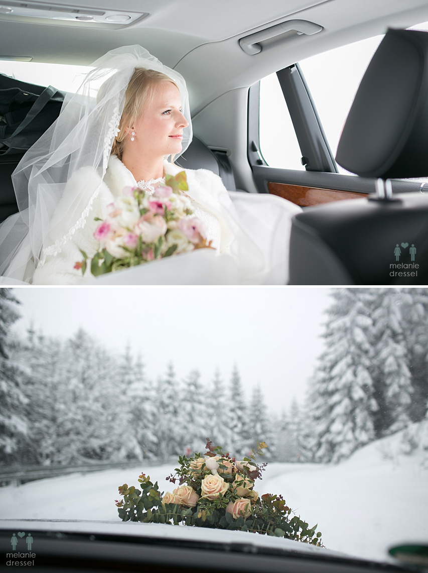 Winterhochzeit Thüringen