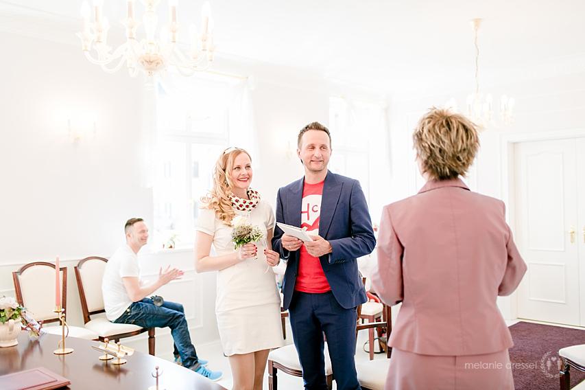Heirat Weimar