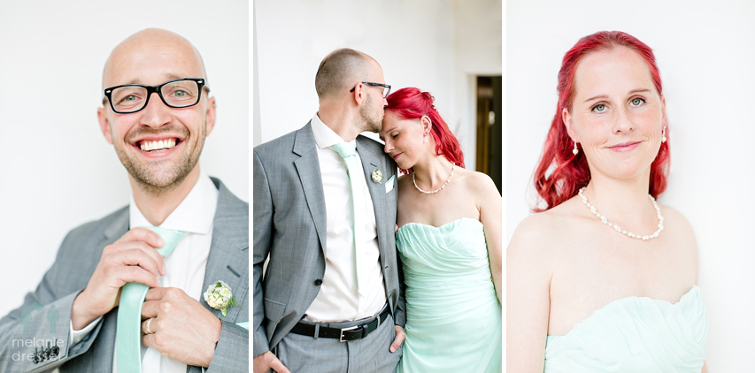 First Look Brautpaar Thüringen