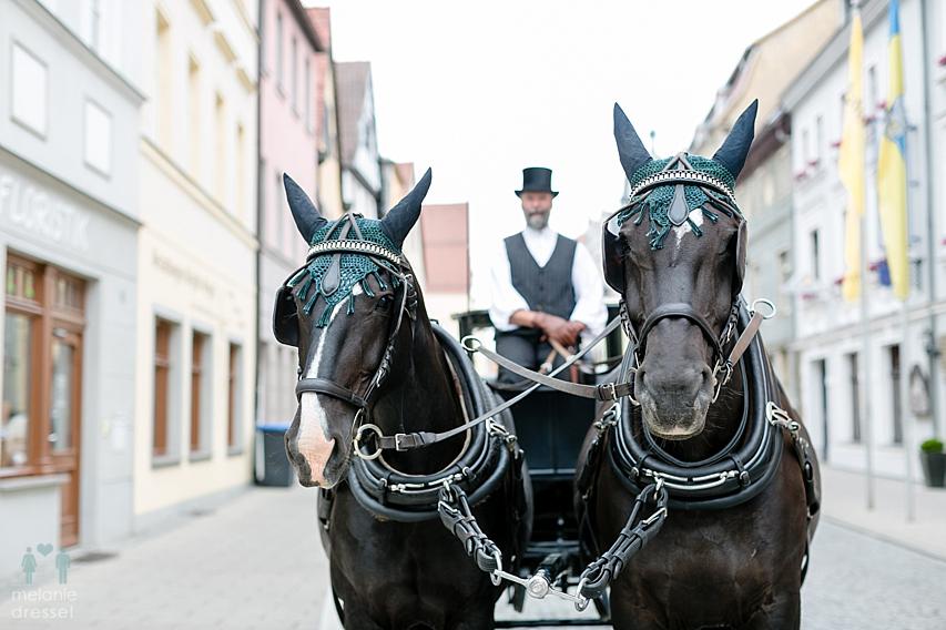 Hochzeitskutsche Neustadt Orla