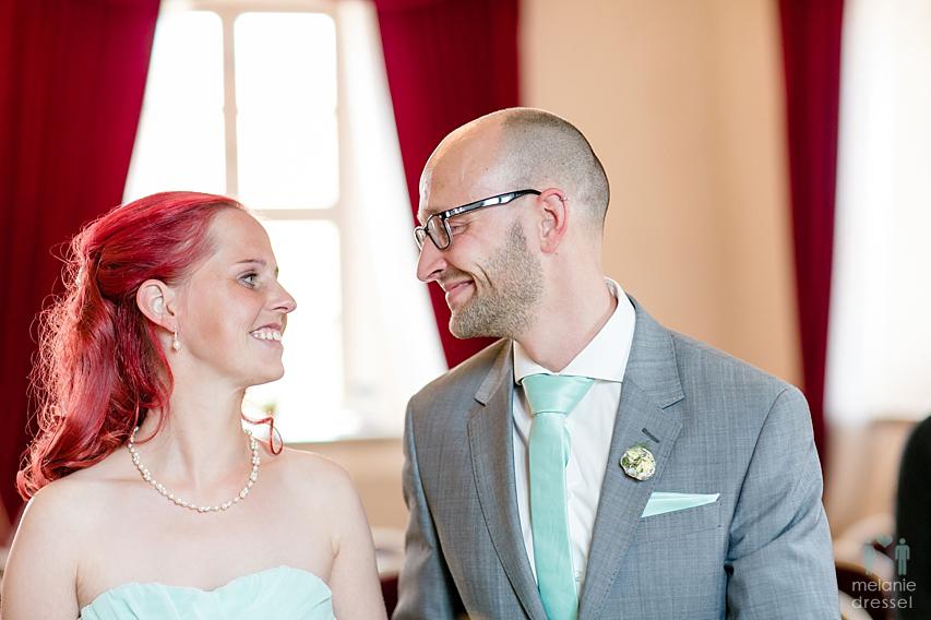 Brautpaar Rittergut
