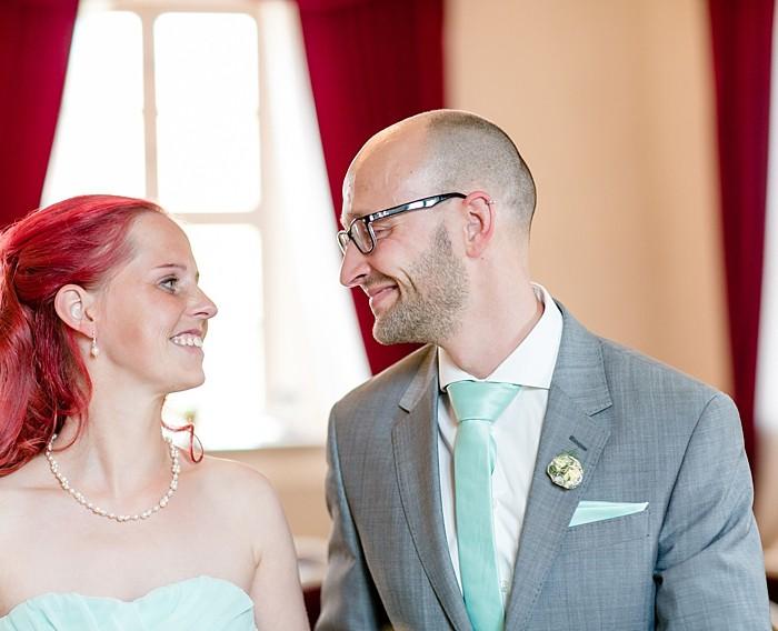 Jessika & Andy {Hochzeit im Rittergut Positz}