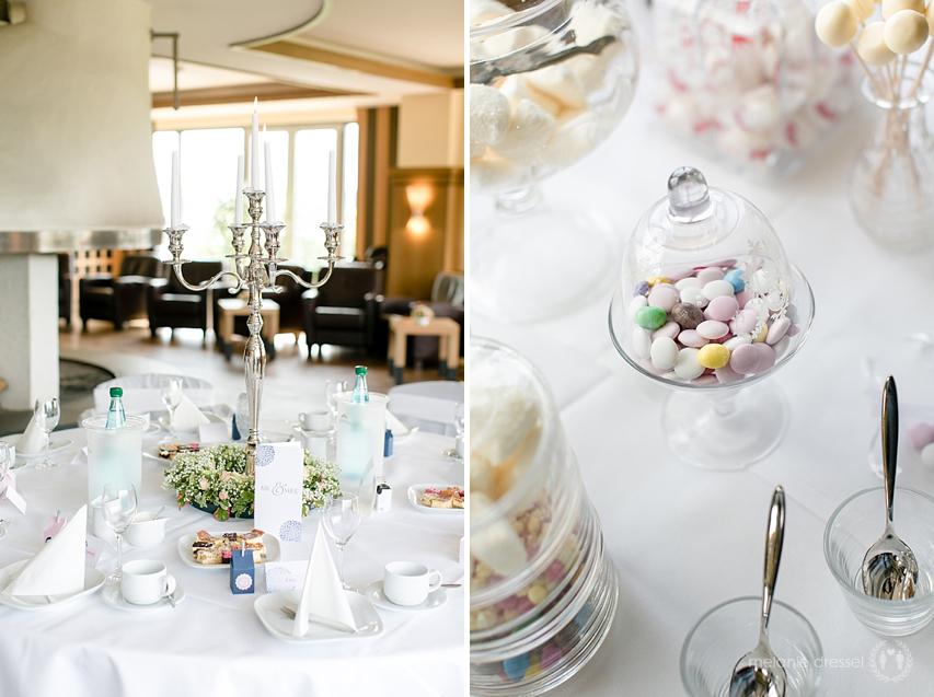 Hochzeitsfeier Bio Seehotel