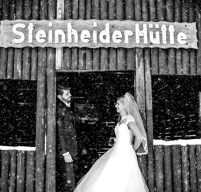 Claudia & Jörg {Winterhochzeit am Rennsteig}