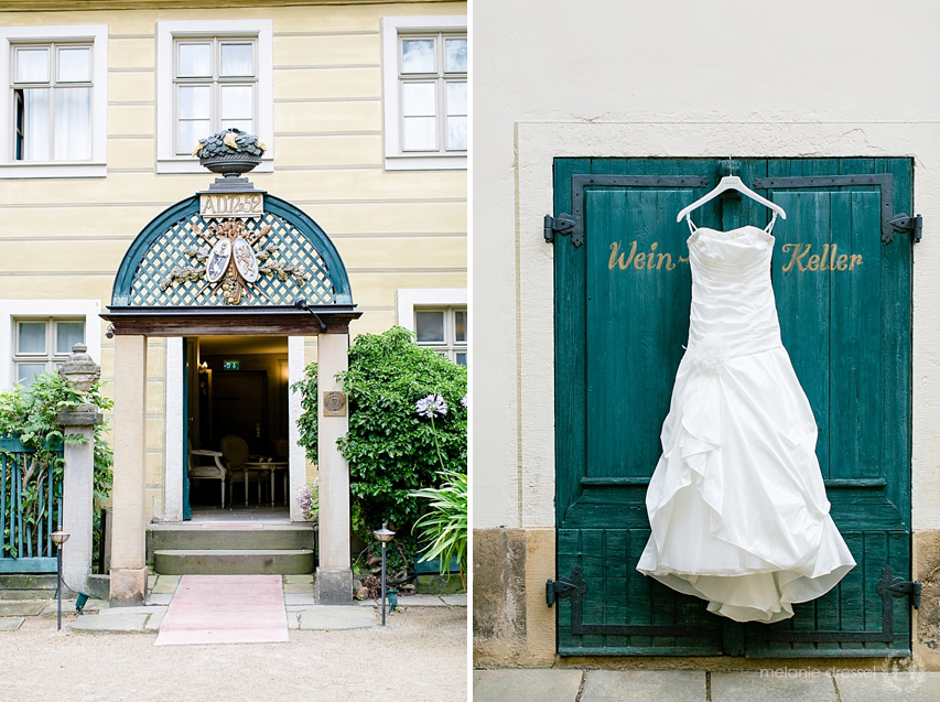 Hochzeitsfotografie Villa Sorgenfrei