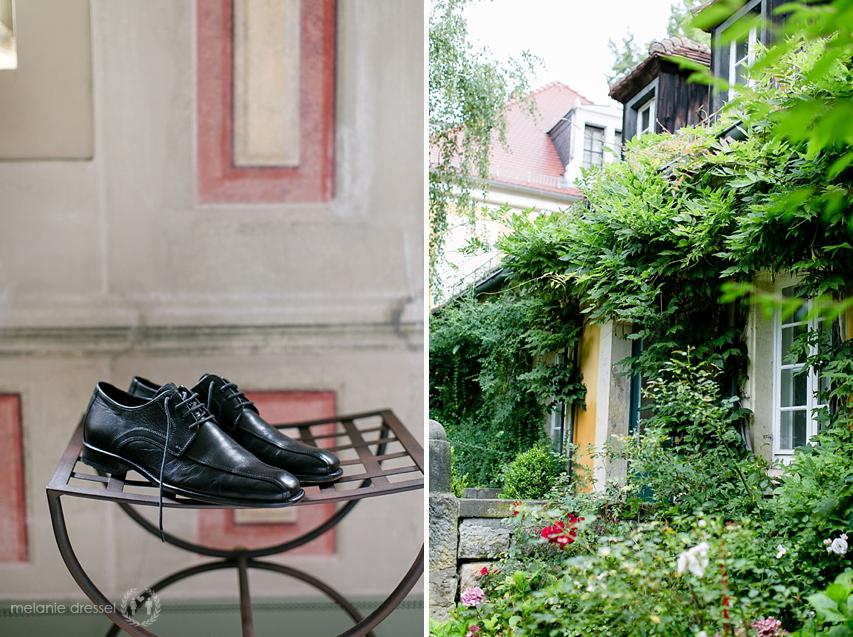 Hochzeitsreportage Villa Sorgefrei