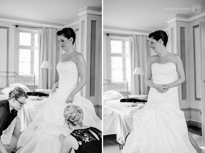 Hochzeitsreportage Villa Sorgenfrei