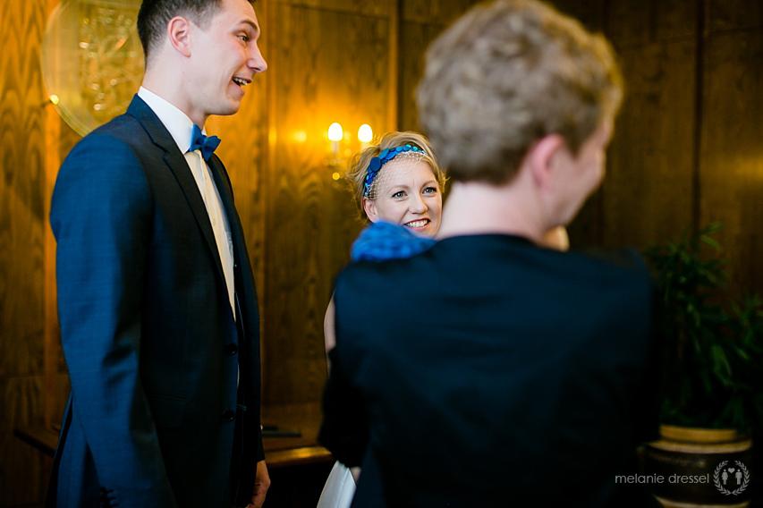 Gratulationen im Hochzeitshaus Erfurt