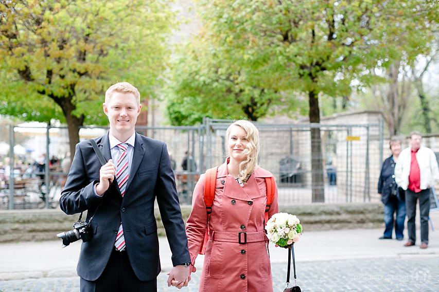 Hochzeitsgäste Hochzeitsfeier Erfurt