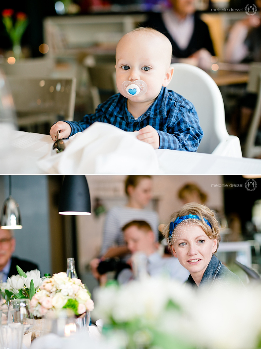 Hochzeitsfeier in der Erfurter Brasserie Ballenberger