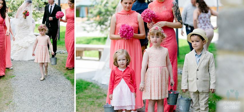 Hochzeitszeremonie Schweiz
