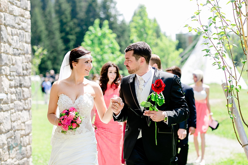 Hochzeit Alpenwiese