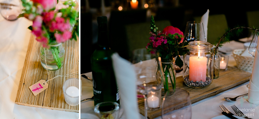 Priva Lodge Hochzeit Deko