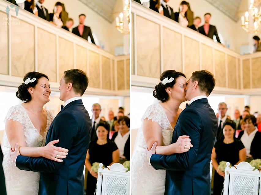 Saalborn Hochzeit