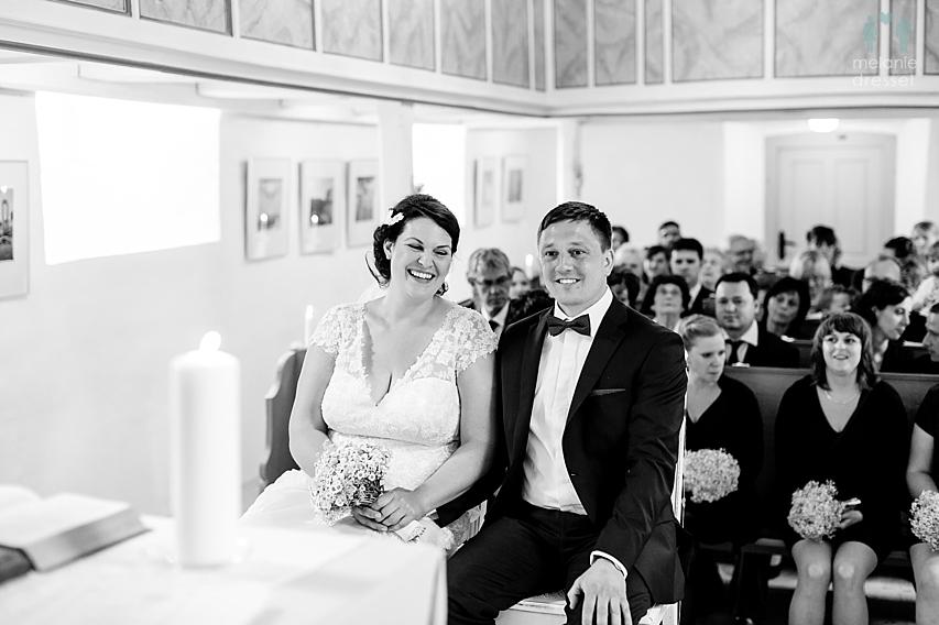 Kirche Saalborn Hochzeit