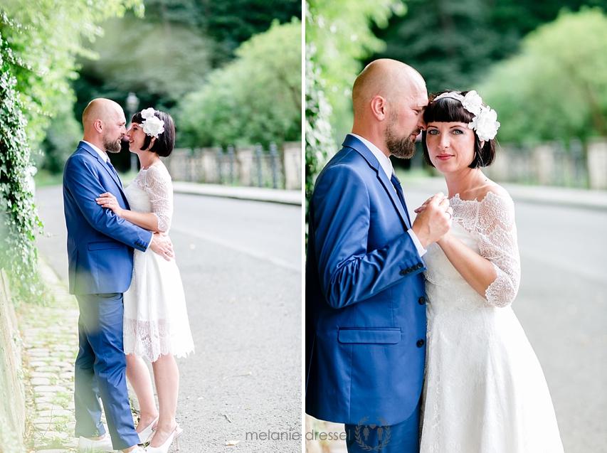 Portraits Brautpaar Thürigen