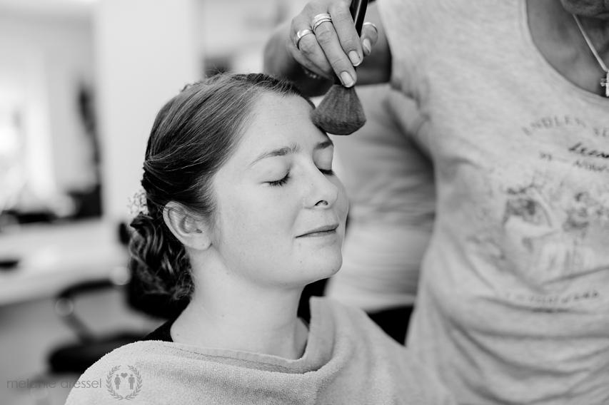Braut Make up Thüringen