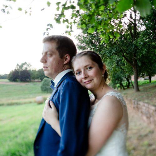 Andrea & Clemens {Hochzeit an der Saarschleife}