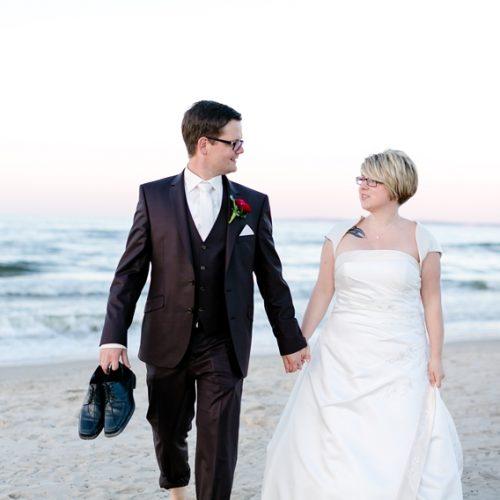 Manuela & Andreas {Hochzeit auf Usedom}