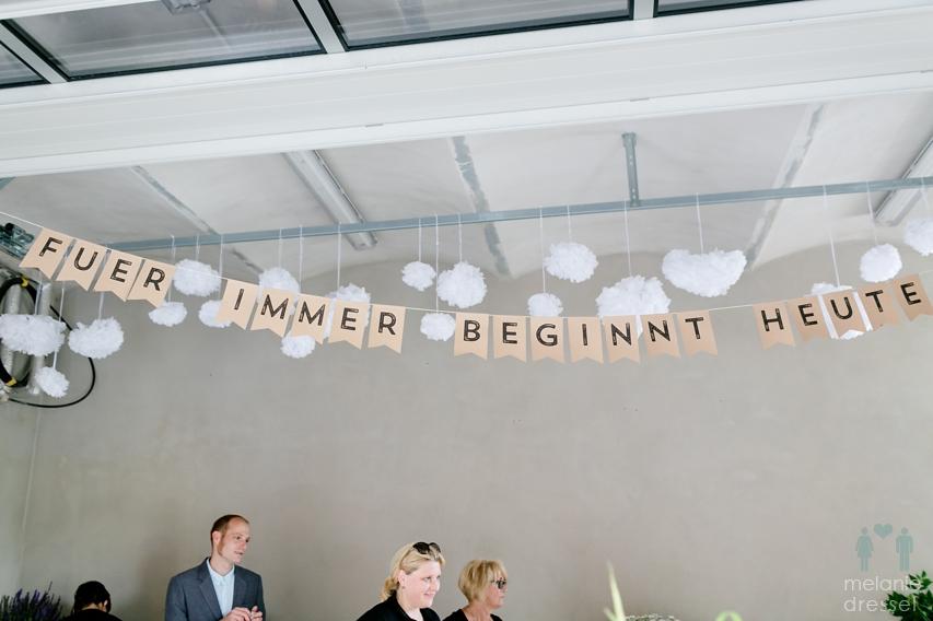 Hochzeitsdeko Thüringen
