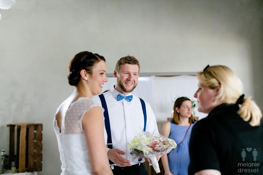 Hochzeitsempfang Thüringen