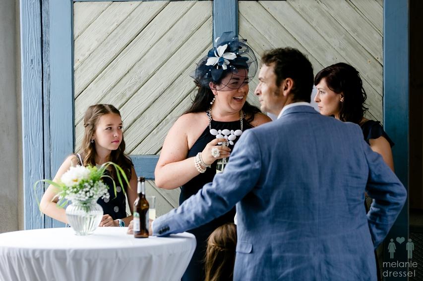 Hochzeitsgäste Thüringen