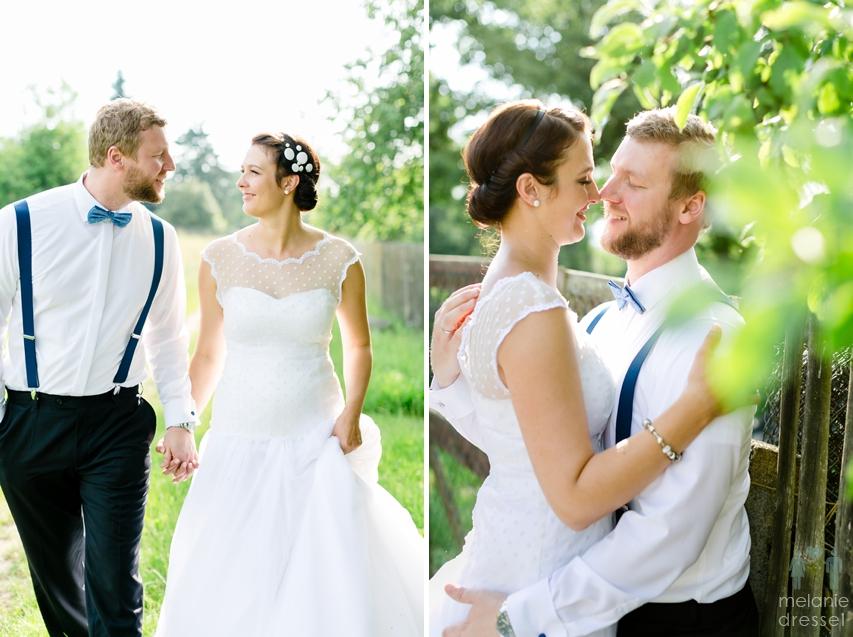 Hochzeitsportraits Ostdeutschland