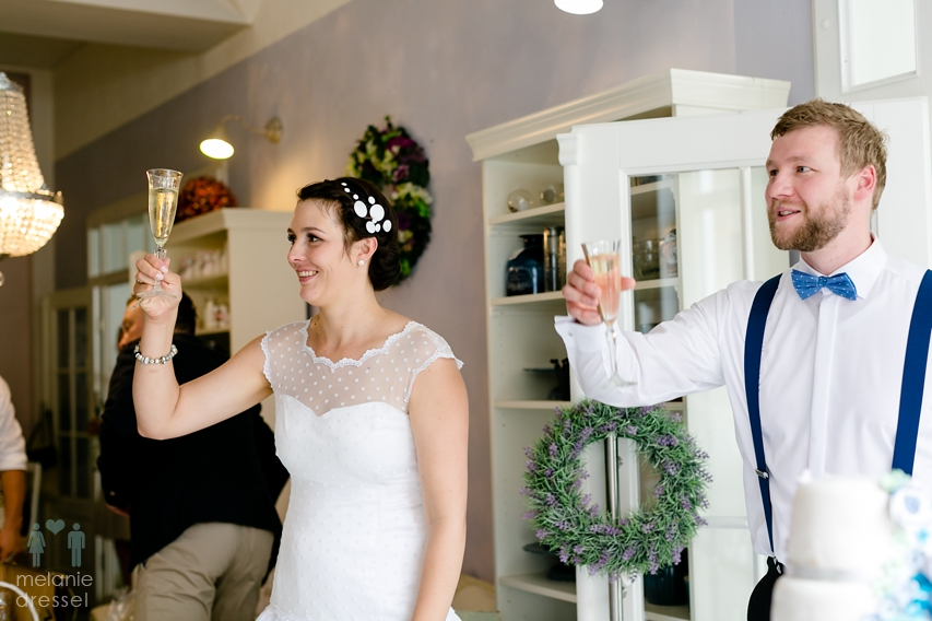 Hochzeitsfeier Gera