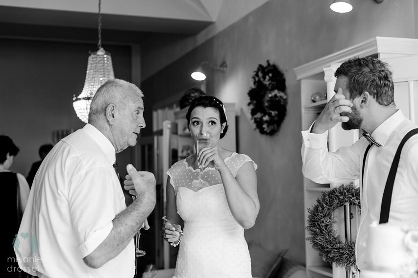 Hochzeitsfeier Weimar