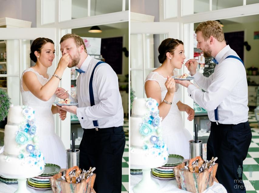 Hochzeitstorte Patisserie Bergmann