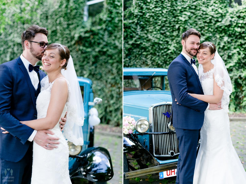 Hochzeitsauto Thüringen