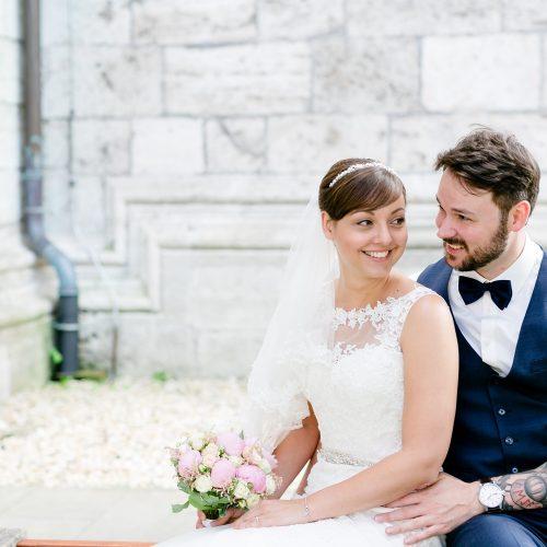 Melanie & Sebastian {Hochzeit in Mühlhausen}