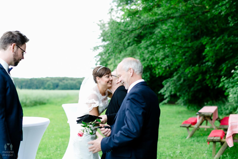 Hochzeit Thüringer Wald