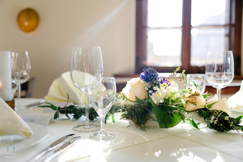 Hochzeitsdekoration des Gänseblümlichen Gera