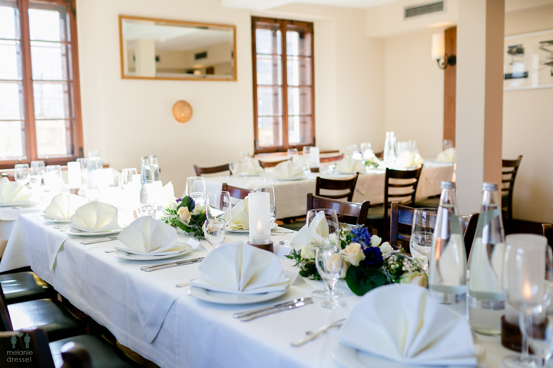 Hochzeitsdekoration Lummersches Backhaus Gera