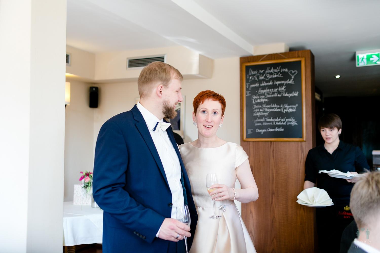 Brautpaar im Lummerschen Backhaus Gera