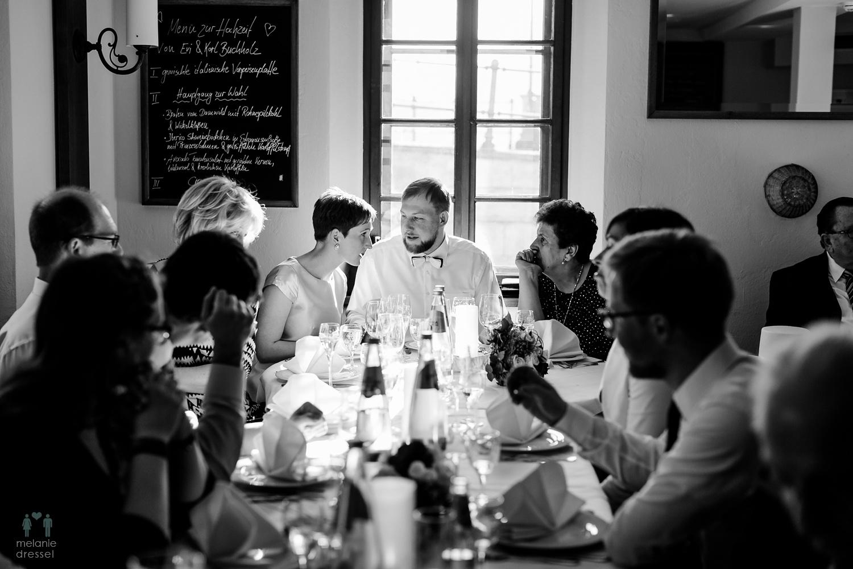 Hochzeitsfeier im Lummersches Backhaus Gera
