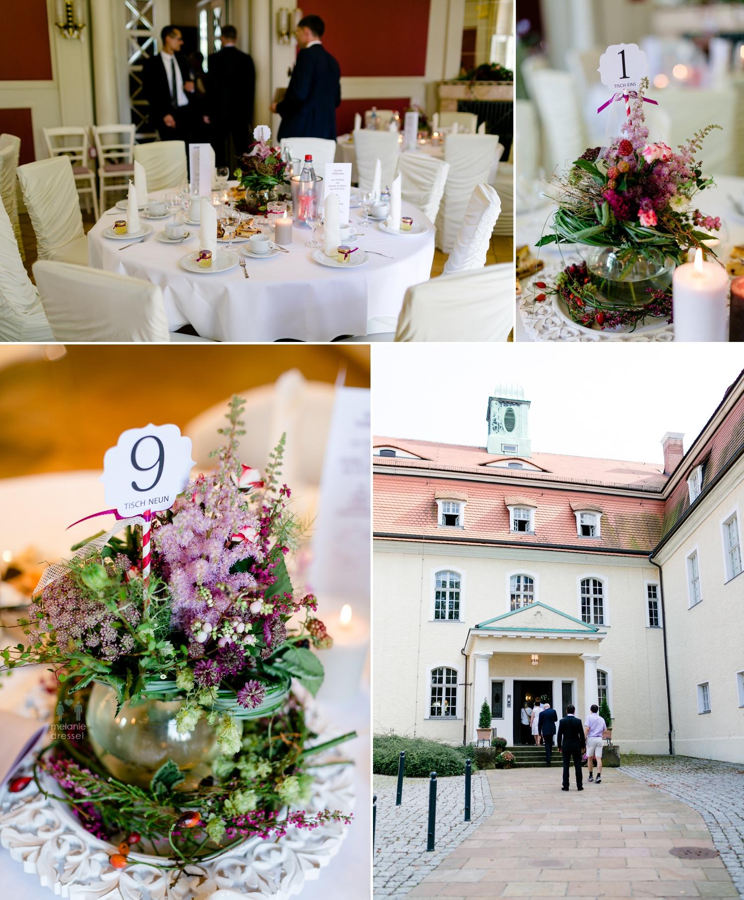 Hochzeit Schloß Schweinsburg