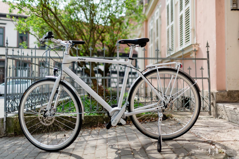 Fahrrad mit Cyfly Antrieb