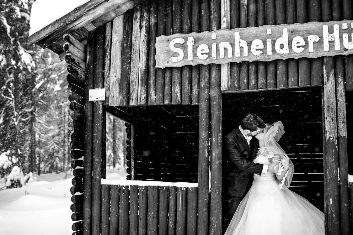 Hochzeit Winter Thüringen