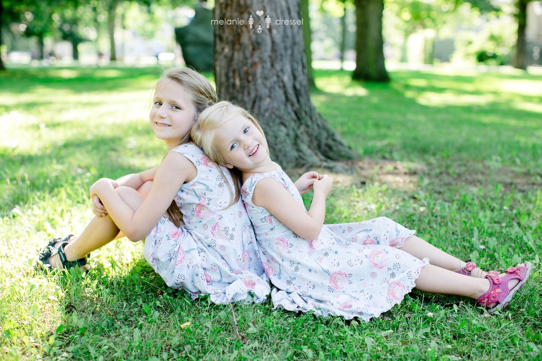 Familienfotografie Geschwister