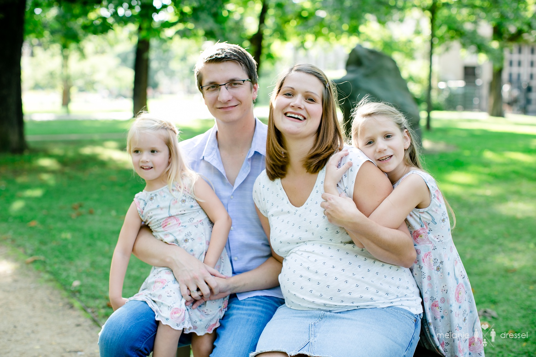 Familienfotografie Gruppenbild