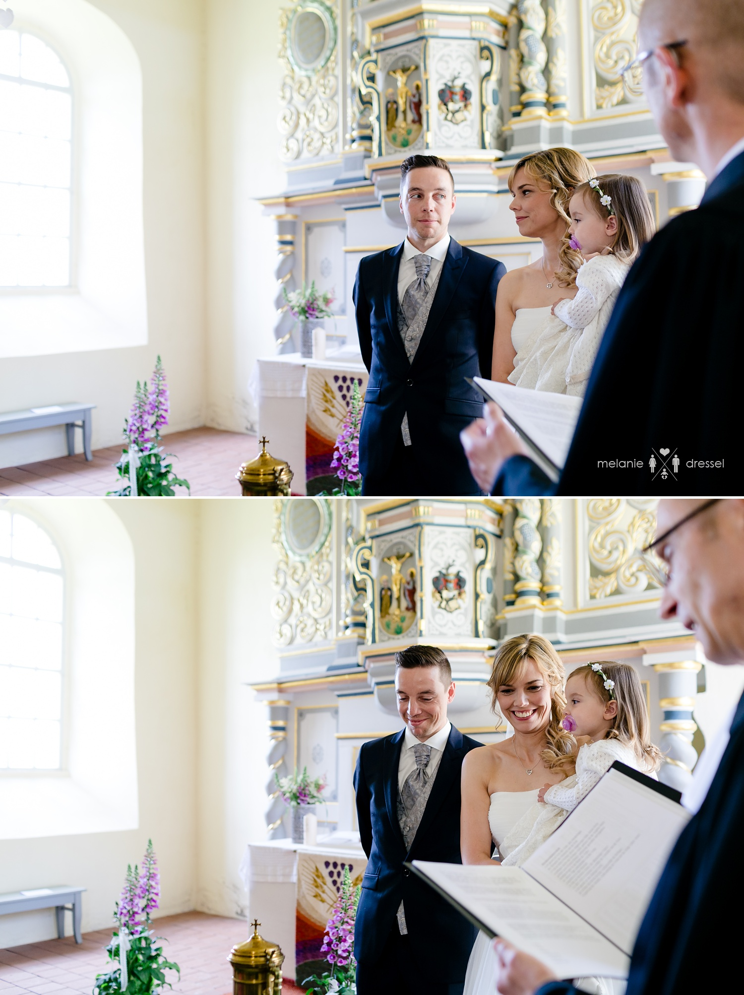 Hochzeitsreportage Positz