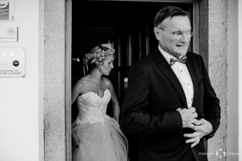 Hochzeitsvorbereitungen Berghof Buchet