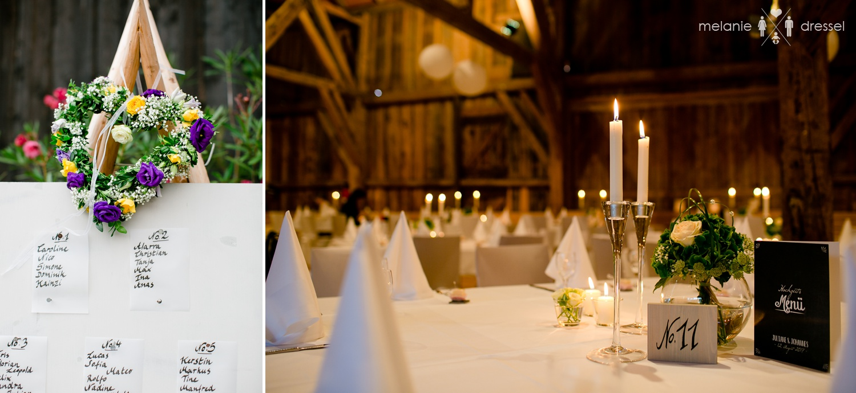 Hochzeitsfeier Berghof Buchet