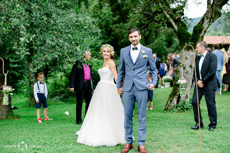 Freie Trauung in Bayern, , fotografiert von Hochzeitsfotograf Melanie Dressel