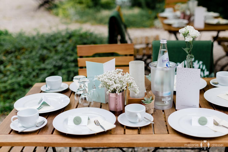 Hochzeitsfeier im Restaurant Comma. Fotografiert von Hochzeitsfotografin Melanie Dressel, Gera.